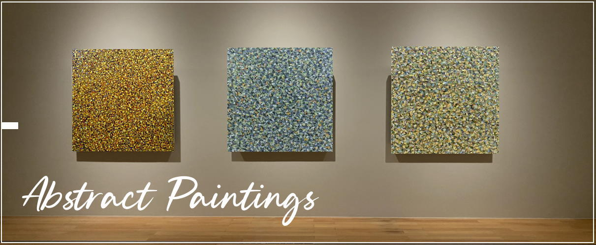 Abstract Paintings - Emerging Artists India