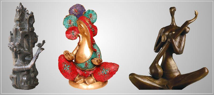 Sculptures, Decor Art
