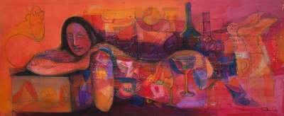 Painting by Artist – Madan Lal