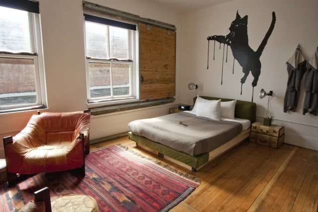 The Ace Hotel, New York and London