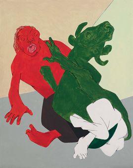 Tyeb Mehta Painting