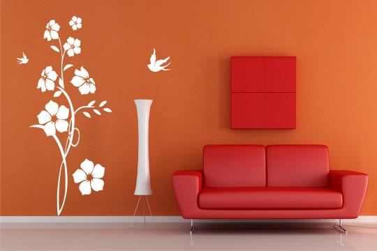 Bird & Floral