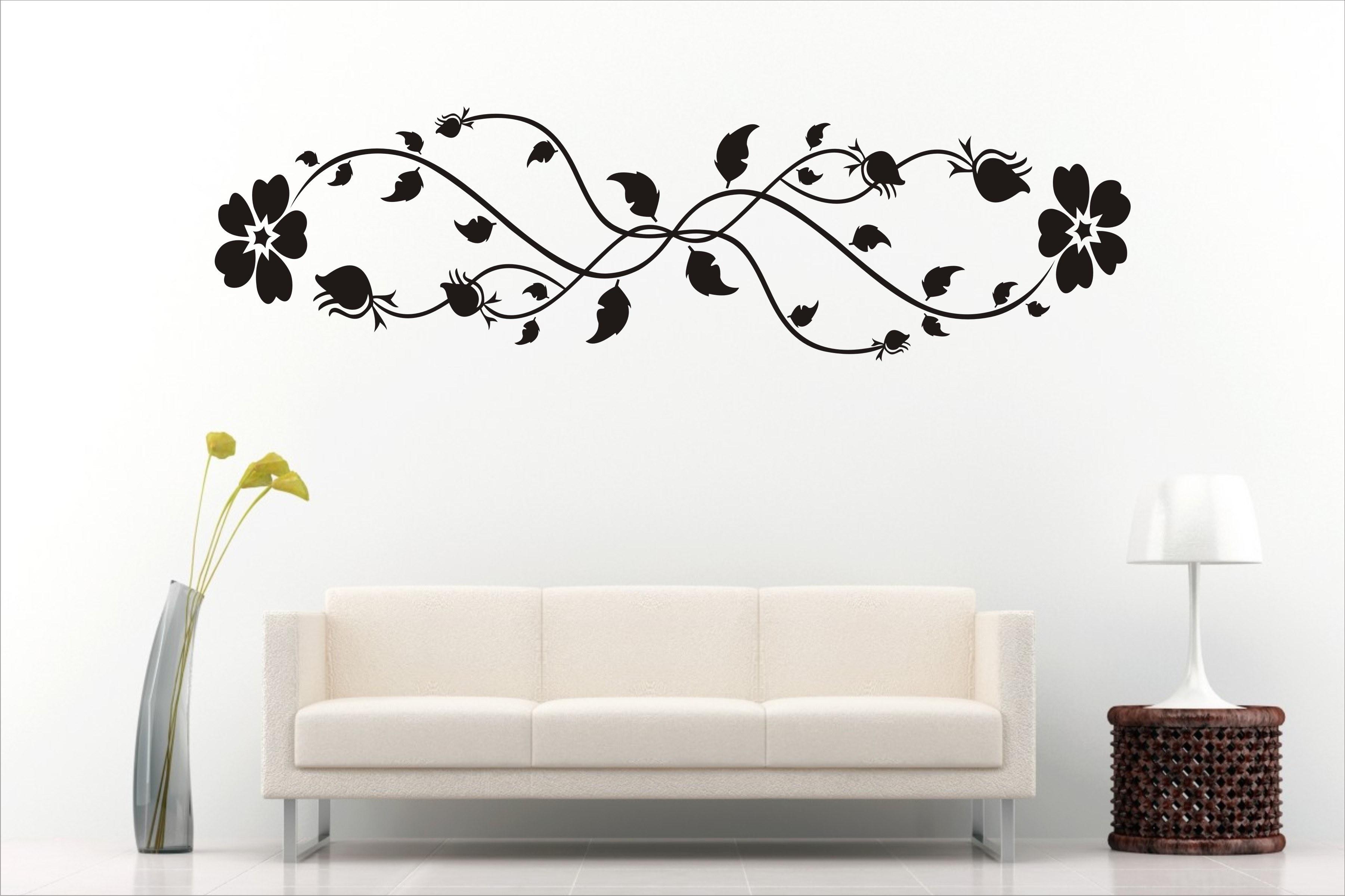 Floral long