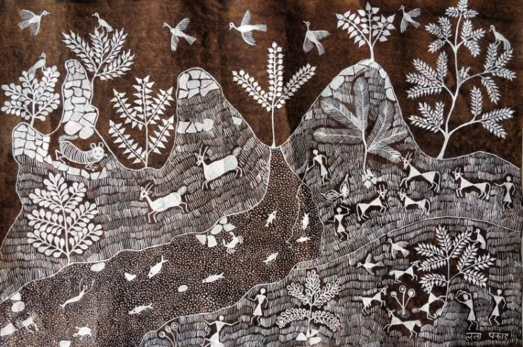 Warli : The Tribal Art of West of India