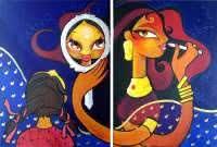 Artist Niloufer Wadia