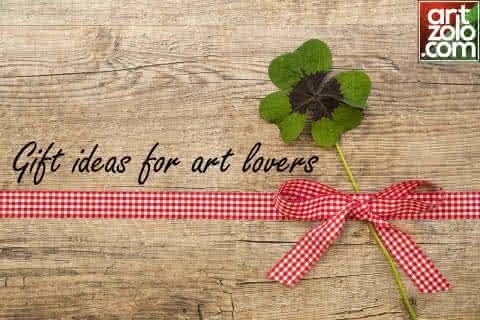 Online Gift Ideas for Art Lovers by Artzolo.com