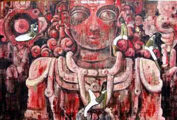Art work by Suruchi Jamkar