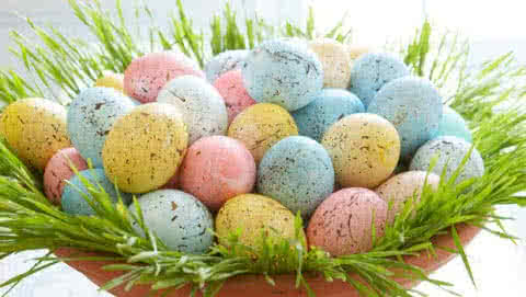 10 Fun Easter egg decoration ideas