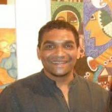 Roshan George ArtVille Founder