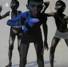 Boys | Painting by artist Manohar Rathod | acrylic | Canvas