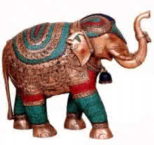 art,handicraft,animal,elephant,decor