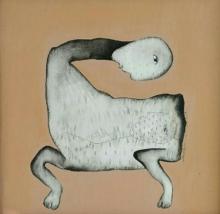 contemporary Acrylic Art Painting title Untitled 2 by artist Taslim Jamal