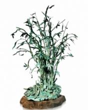 Bronze Sculpture titled 'Nature' by artist Chaitali Chanda