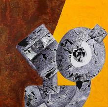 Figurative Acrylic Art Painting title Artwork-music by artist Amit Pithadia