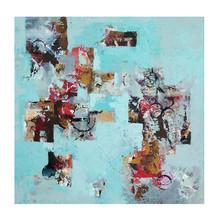 Abstract Acrylic Art Painting title Priyanka-boraste No Title Painting 18 X by artist Priyanka Boraste