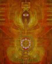 Motivational Acrylic Art Painting title Untitled 2 by artist Keshav Kasar