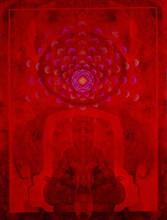 Motivational Acrylic Art Painting title Untitled 6 by artist Keshav Kasar