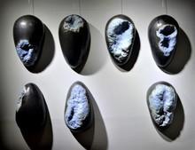 art, sculpture, stoneware, abstract