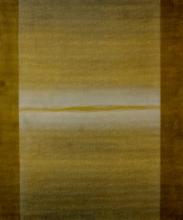 Abstract Mixed-media Art Painting title Silent Language 3 by artist Pradeep Ahirwar