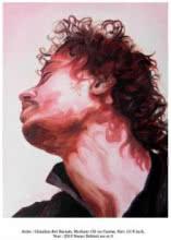self 2 | Painting by artist Chandan Bez Baruah | oil | Canvas