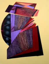 Abstract 4 | Painting by artist Viidhyasagar Upadhyay | acrylic | Canvas
