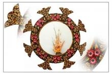 Art Street | Large Mirror Craft Craft by artist Art Street | Indian Handicraft | ArtZolo.com