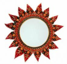 Art Street | Small Mirror Craft Craft by artist Art Street | Indian Handicraft | ArtZolo.com