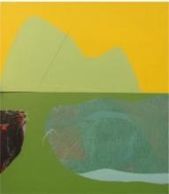 Neeraj Ydava | Abstarct Reflection Mixed media by artist Neeraj Ydava on Canvas | ArtZolo.com