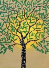 Tarvaya 43x32 Inches Acrylic On Canvas | Painting by artist Sumit Mehndiratta | acrylic | Canvas