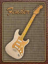 Fender Stratocaster Classic Player | Photography by artist Shavit Mason | Art print on Canvas