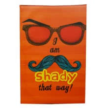 Sejal M | Mr Shady Book Craft Craft by artist Sejal M | Indian Handicraft | ArtZolo.com