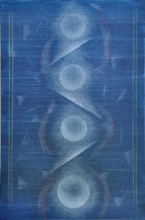 Upward Journey | Painting by artist Hanumanth Devulapalli | mixed-media | Canvas