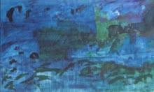 Mindscape 1 | Painting by artist Prakash Bal Joshi | acrylic | Canvas