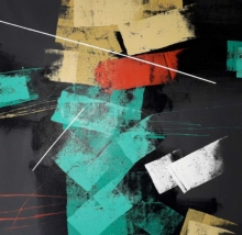 Sudhir Talmale | Oil Painting title Untitled 76 on Canvas | Artist Sudhir Talmale Gallery | ArtZolo.com