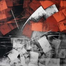 Sudhir Talmale | Oil Painting title Untitled 79 on Canvas | Artist Sudhir Talmale Gallery | ArtZolo.com