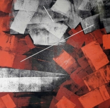 Sudhir Talmale | Oil Painting title Untitled 81 on Canvas | Artist Sudhir Talmale Gallery | ArtZolo.com