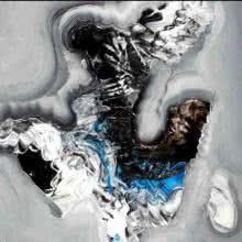 Grey Scale Nature I   Painting by artist Deepak Guddadakeri   acrylic   Paper