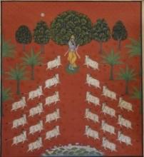 Pichwai   Painting by artist Pushkar Lohar   other   Cloth