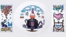 Chai Pe Charcha   Drawing by artist Sandeep Suneriya      etching   Paper