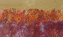 Cityscape 10 | Painting by artist Rama Krishna V | acrylic | Canvas