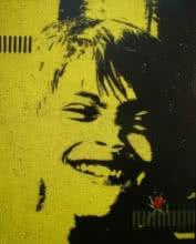Innocence | Painting by artist Sujit Karmakar | acrylic | Canvas