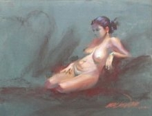 Dry Pastel | Painting by artist Ganesh Hire | dry-pastel | Board