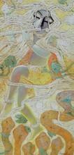 Ajaya   Painting by artist Subrata Ghosh   acrylic   Canvas
