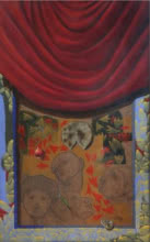 Shirodi | Painting by artist Nitin  Marde | acrylic-oil | Canvas