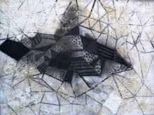 Tracks | Painting by artist Shivani  Garg | charcoal | Canvas