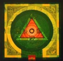 Meditation 61 | Painting by artist Nilesh Nikam | acrylic | Canvas