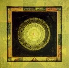Meditation 60 | Painting by artist Nilesh Nikam | acrylic | Canvas