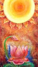 Abarna | Light And Life Mixed media by artist Abarna on Canvas | ArtZolo.com