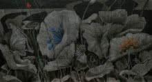 Sulakshana Dharmadhikari | Acrylic Painting title Blossom 2 on Canvas