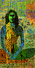 Figurative Acrylic Art Painting title Untitled 15 by artist Swati Sable